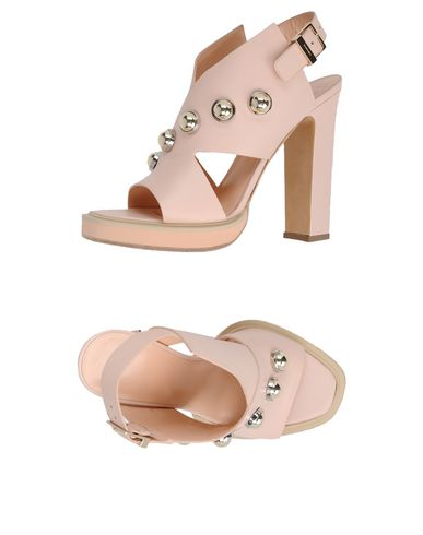 Carven Leathers Sandals