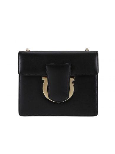 Salvatore Ferragamo Leathers Mini Bag Shoulder Bag Women Salvatore Ferragamo
