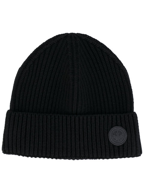 Dsquared2 Beanies RIBBED BEANIE HAT