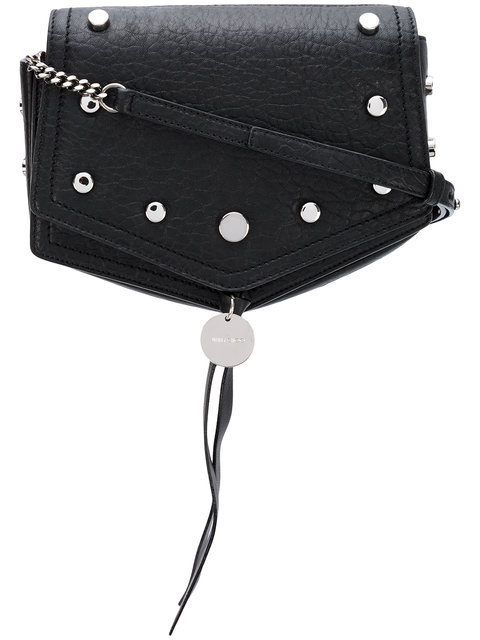 Arrow crossbody bag
