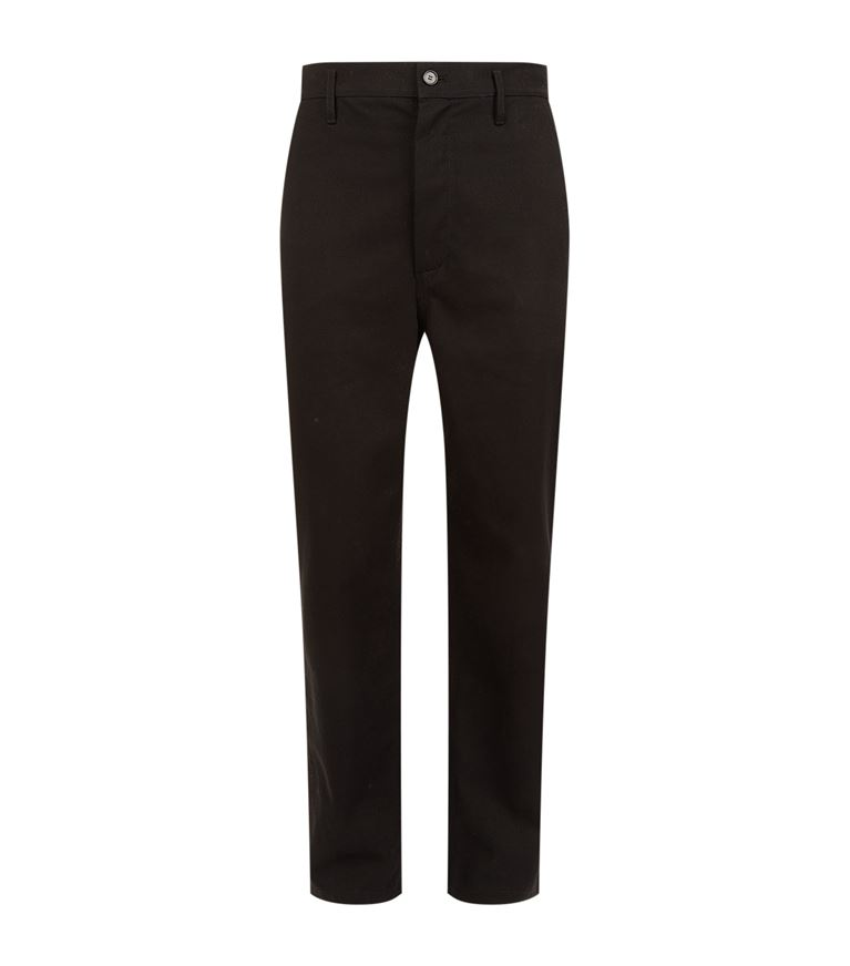 Burberry Downs Notched Waistband Jeans
