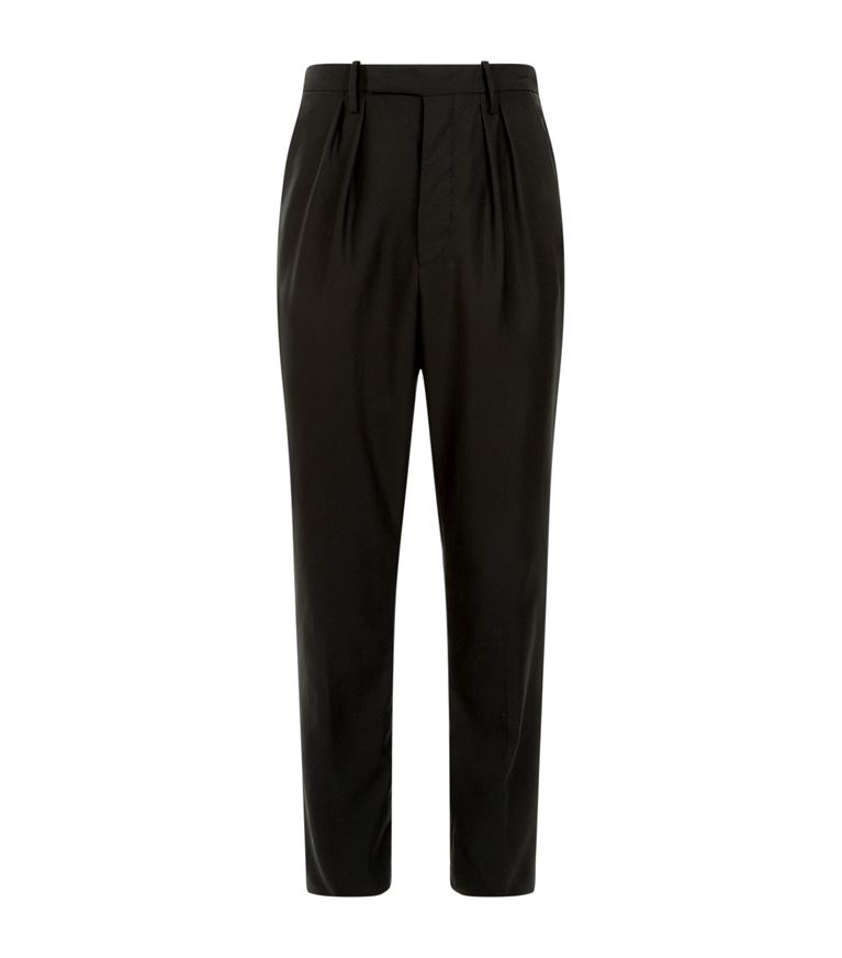 Burberry Tops Oversized Tailored Trousers