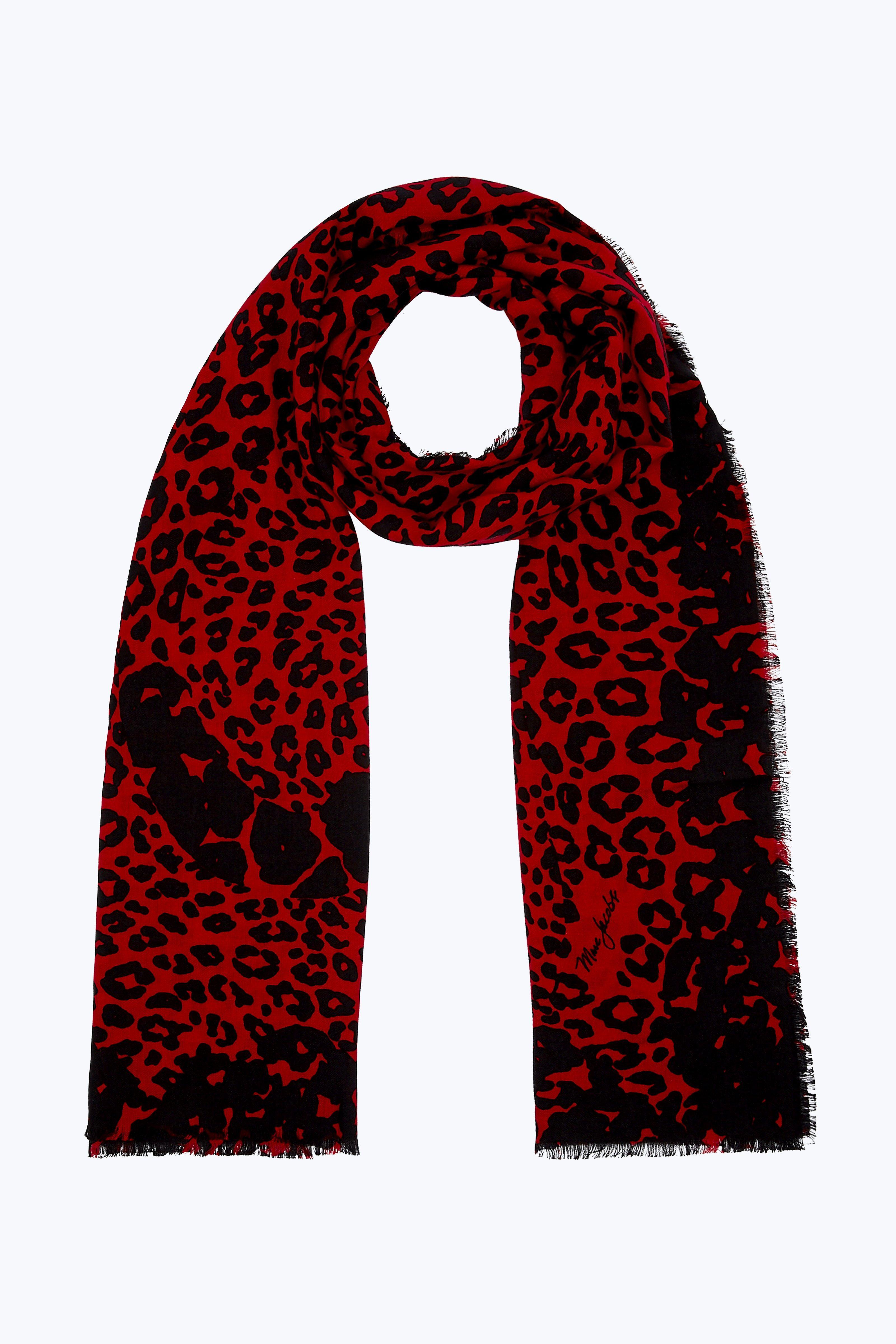 Marc Jacobs Accessories Leopard Stole