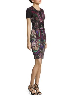 Roberto Cavalli Dresses Jersey Ruched Dress