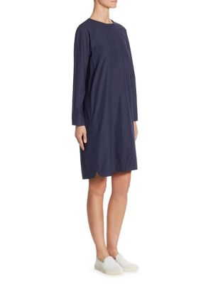 Max Mara Dresses Zircone Button Front Shirt Dress