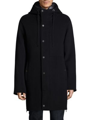 Moncler Downs Rhone Coat