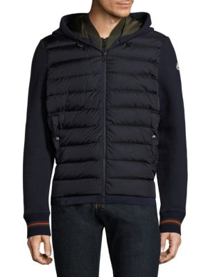 Moncler Downs Maglia Puffer Jacket