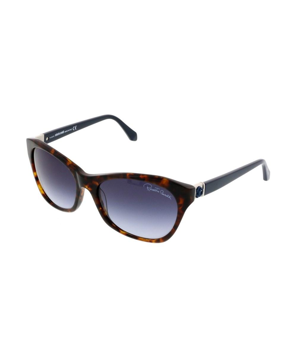Roberto Cavalli Sunglasses RC 730/S 53W BROWN CAT EYE SUNGLASSES