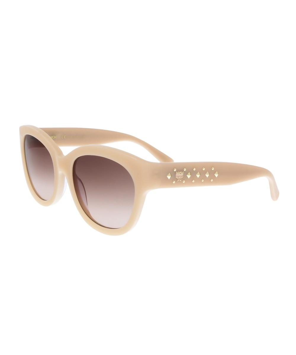 Mcm Sunglasses MCM606S 290 NUDE CAT EYE SUNGLASSES