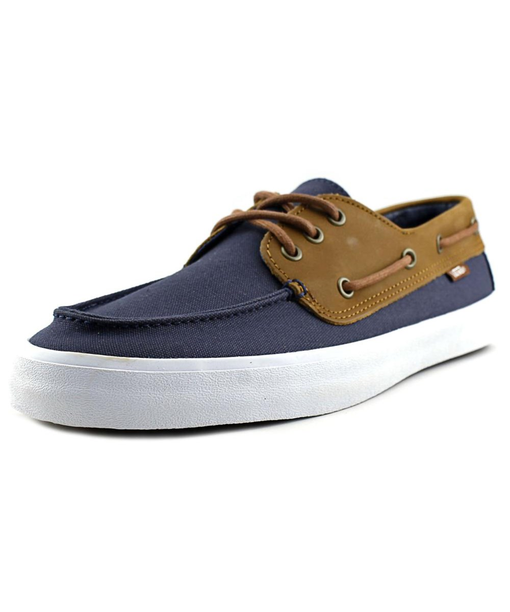 Vans Canvases VANS CHAUFFEUR 2.0   ROUND TOE CANVAS  SNEAKERS'
