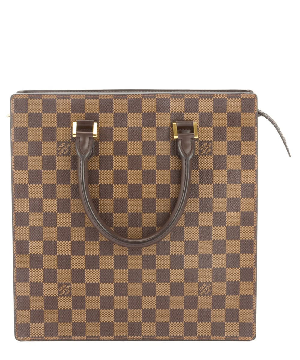 Louis Vuitton Canvases LOUIS VUITTON DAMIER EBENE CANVAS VENICE