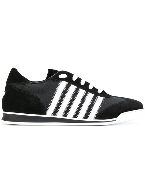 Dsquared2 Suedes NEW RUNNER SNEAKERS