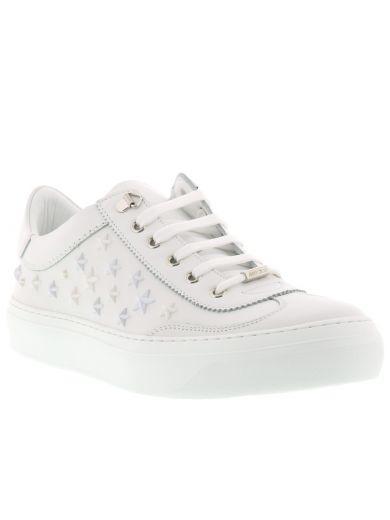 Jimmy Choo Leathers Jimmy Choo Ace Sneaker