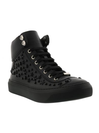 Jimmy Choo Leathers Jimmy Choo Argyle Sneaker