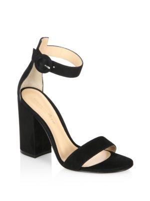 block heel sandals - Black Gianvito Rossi IVV9enc
