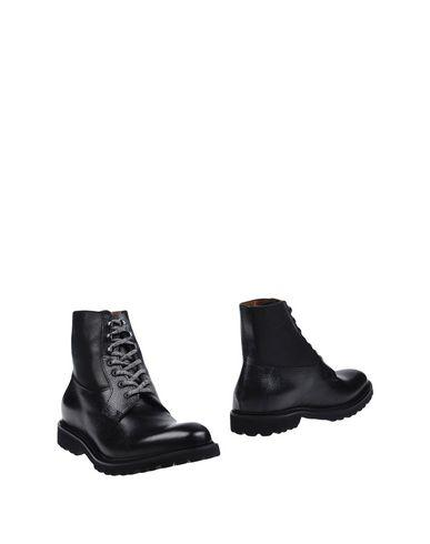 Eleventy Leathers ANKLE BOOTS