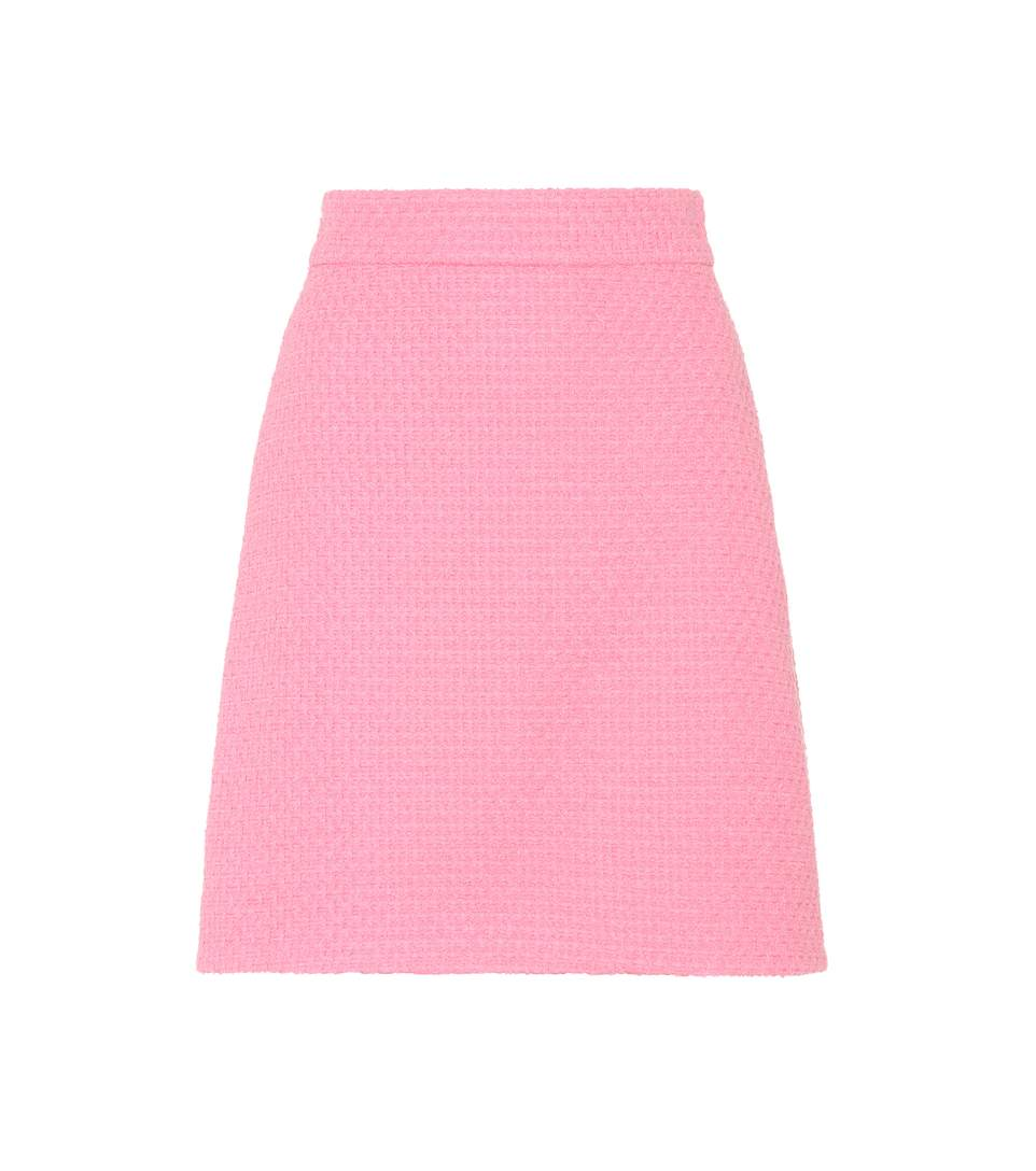 Gucci Cottons TWEED SKIRT