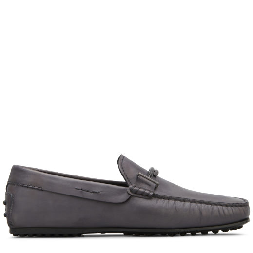 Tod's Leathers CITY GOMMINO DRIVING SHOES IN LEATHER