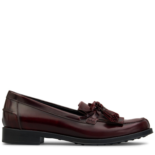Tod's Leathers MOCCASIN IN LEATHER