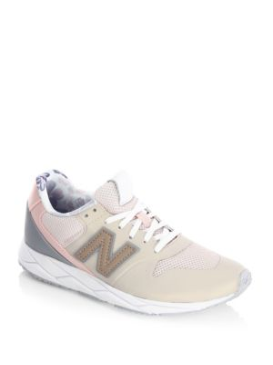 New Balance Lace-ups Sporty Lace-Up Sneakers