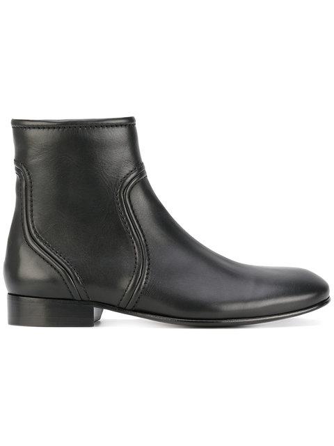 Valentino Leathers BLACK