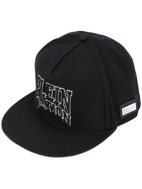 Philipp Plein Caps BLACK