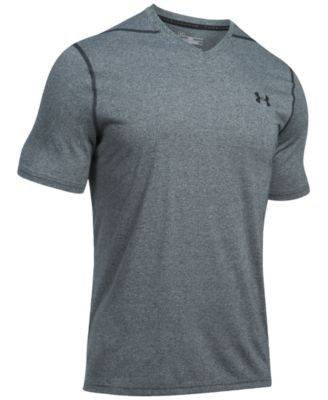 Under Armour T-shirts MEN'S V-NECK THREADBORNE ULTRA-SOFT T-SHIRT