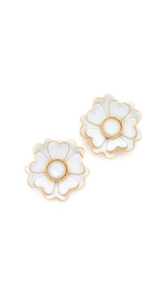Kate Spade Earrings BRIGHT BLOSSOM FLOWER STUD EARRINGS
