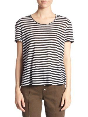 Everly Striped Tee