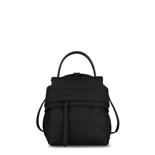 Tod's Leathers WAVE BACKPACK MINI