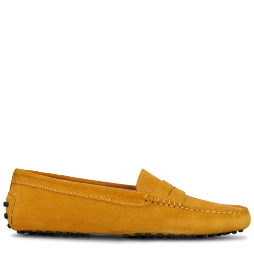 GOMMINO DRIVING SHOES IN SUEDE