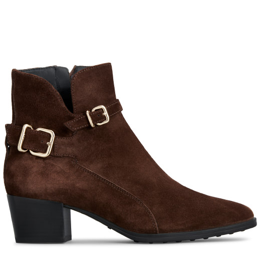 Tod's Suedes ANKLE BOOT IN SUEDE