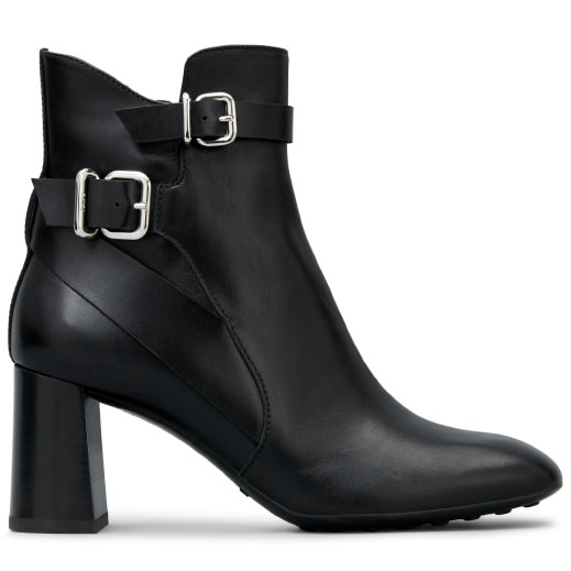 ANKLE BOOT IN LEATHER