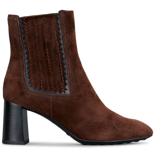 ANKLE BOOT IN SUEDE