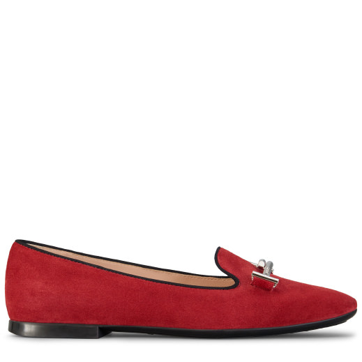 Tod's Leathers SLIPPERS IN SUEDE