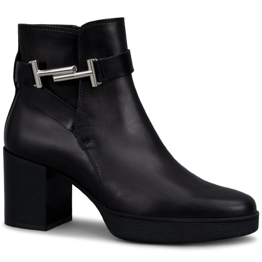 Tod's Leathers ANKLE BOOT IN LEATHER