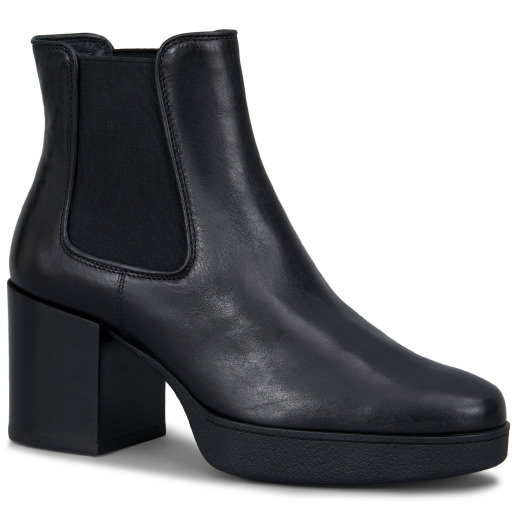 Tod's Leathers ANKLE BOOTS IN LEATHER