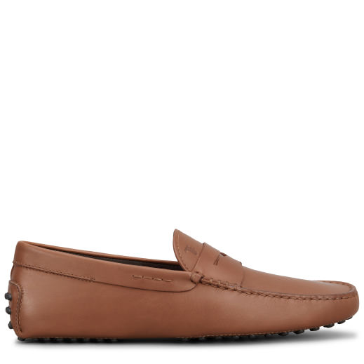 Tod's Leathers GOMMINO DRIVING SHOES IN LEATHER