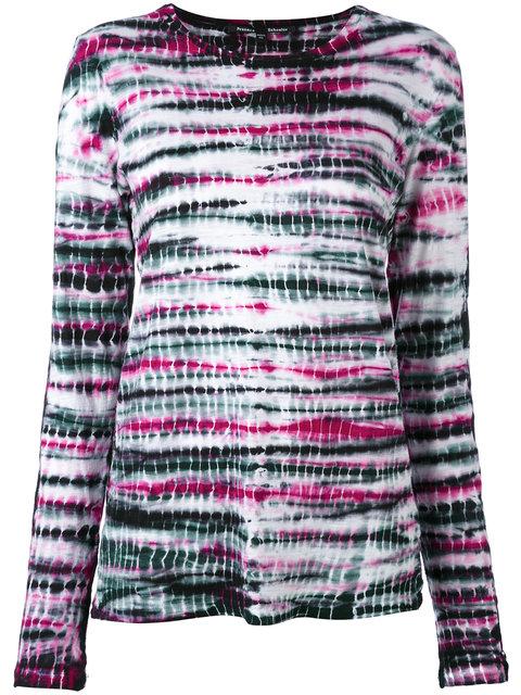 Proenza Schouler Cottons long sleeve top