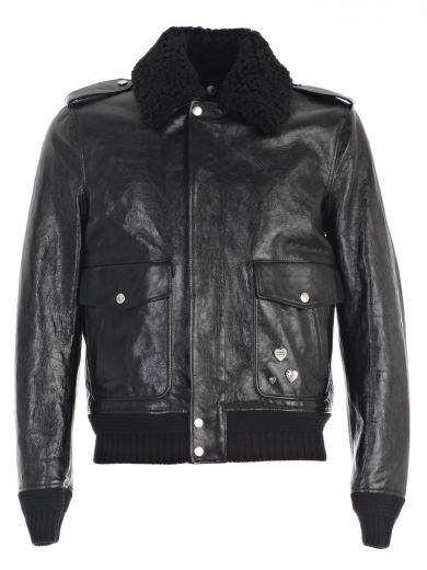 Saint Laurent Leathers Saint Laurent Jacket