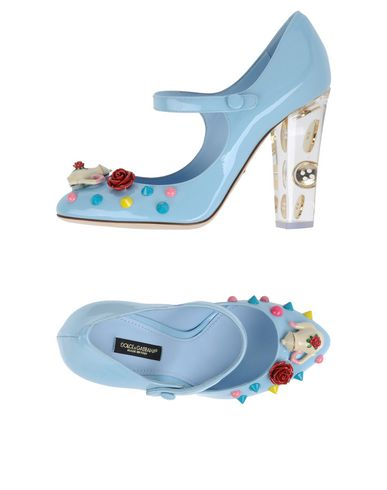 Dolce & Gabbana Leathers Pump