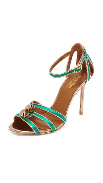 Malone Souliers Leathers EUNICE SANDALS
