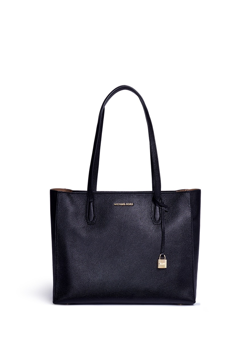 'Mercer' large leather tote