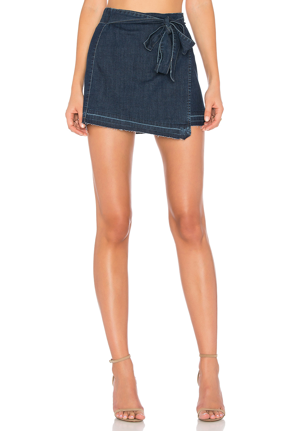 Paige Cottons ANETTE WRAP SKIRT