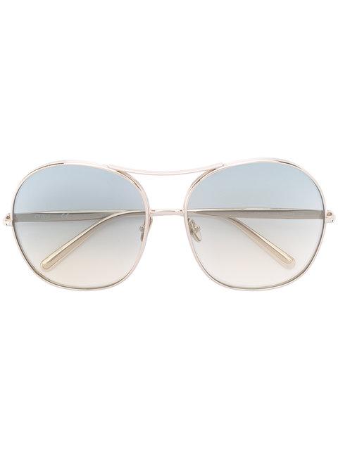 Nola oversized sunglasses
