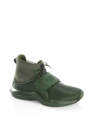 FENTY by Rihanna Hi-Top Trainer Sneakers