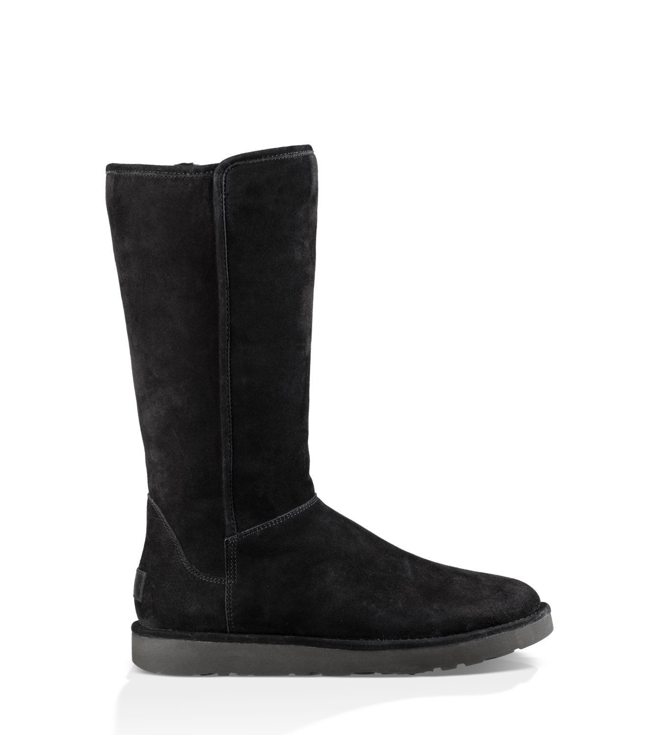 ABREE LL SHORT SUEDE AND SHEEPSKIN BOOTS