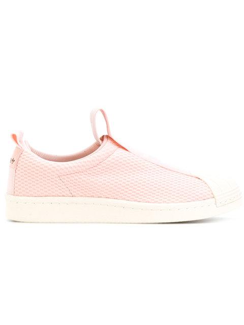 Adidas Originals Superstar BW Slip en zapatillas, rosa modesens