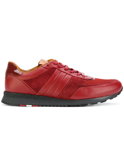 Ascar Leather Runner Sneakers