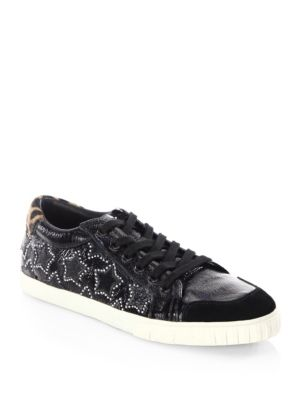 MAJESTIC BIS SNEAKERS WITH STARS